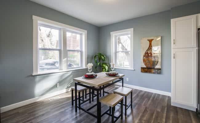 Using Vinegar To Clean Living Room