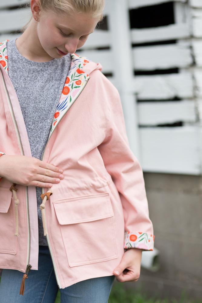 Handmade Spring Jacket 2