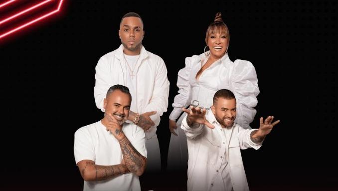 Coaches de The Voice Dominicana