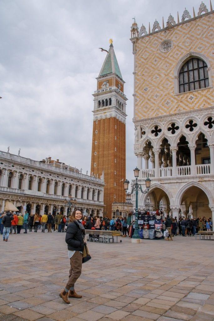 Fau Schirra bloggt über Venedig