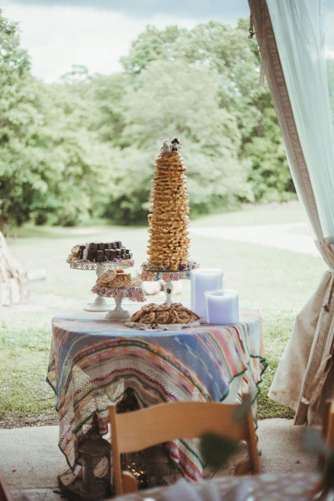 lithuanian wedding cake