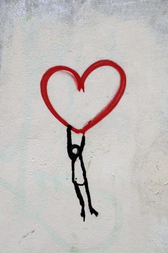 Bedeutung von Freundschaft: sich auf sein Herz verlassen