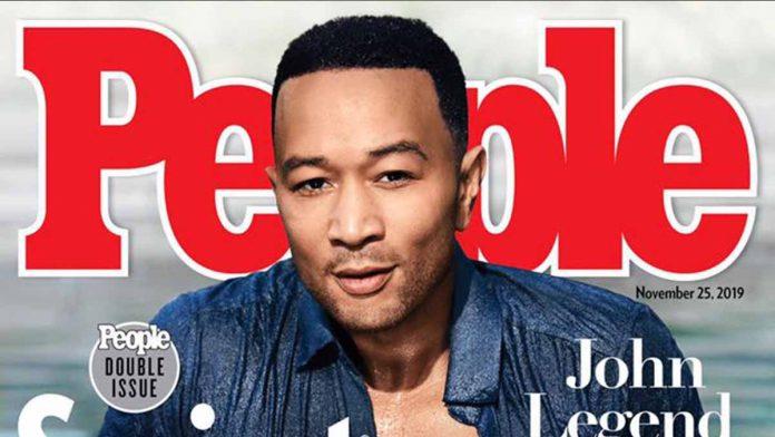 John Legend Sexiest Man Alive