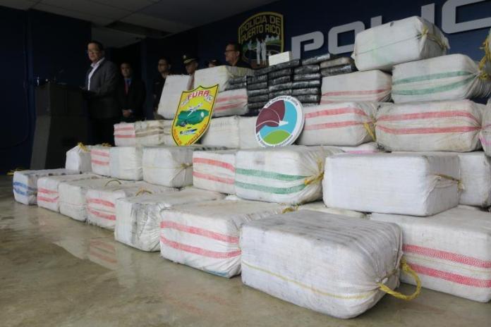 Cocaína Puerto Rico