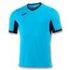 Koszulka piłkarska JOMA Champion IV turkusowo-czarna 100683.011