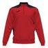 Bluza dresowa męska Joma Championship czerwono czarna 101952.601