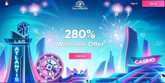 280% Welcome Bonus | Bitcoin Casino USA