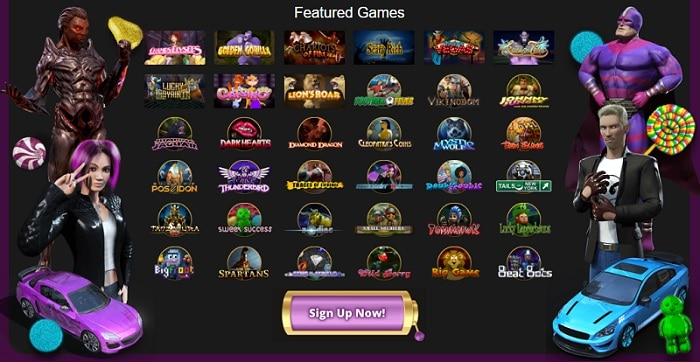 Road House Reels Casino games and software
