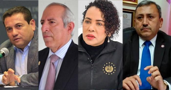 """EEUU veta ingreso a cinco magistrados de El Salvador """"por socavar la democracia"""""""