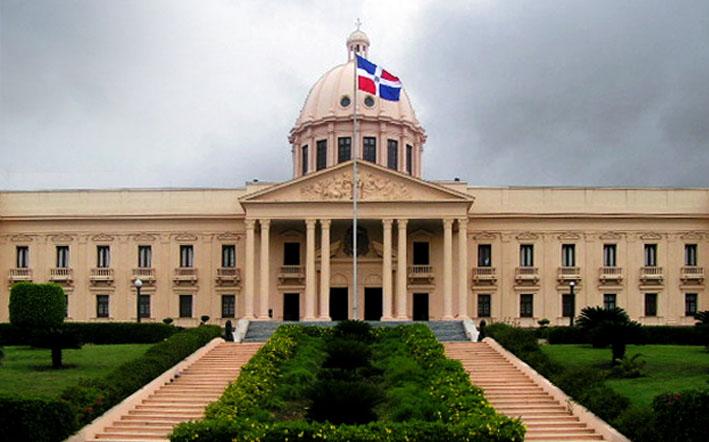 Palacio Nacional. Fachada