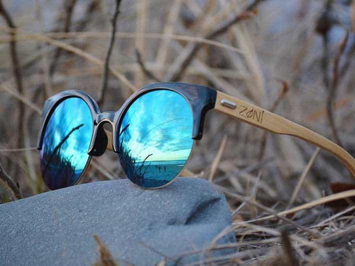 Zoni Wood Sunglasses