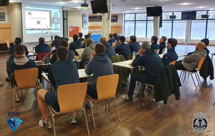 ERC Ingolstadt Schulung