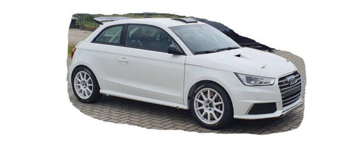 Gerben Brouwer - Audi Quattro S1 - 2021