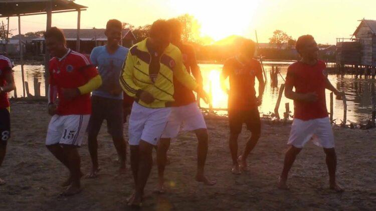 Fotograma de la película 'Nueva Venecia'. Foto: Difusión