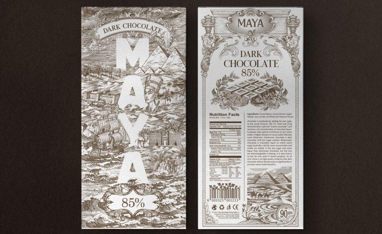 Maya csokoládé