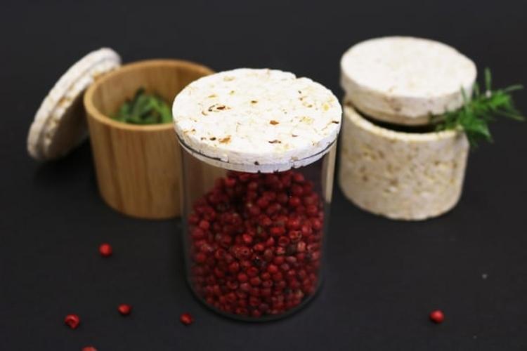 üveg fűszernövény komposztálható térkitöltő