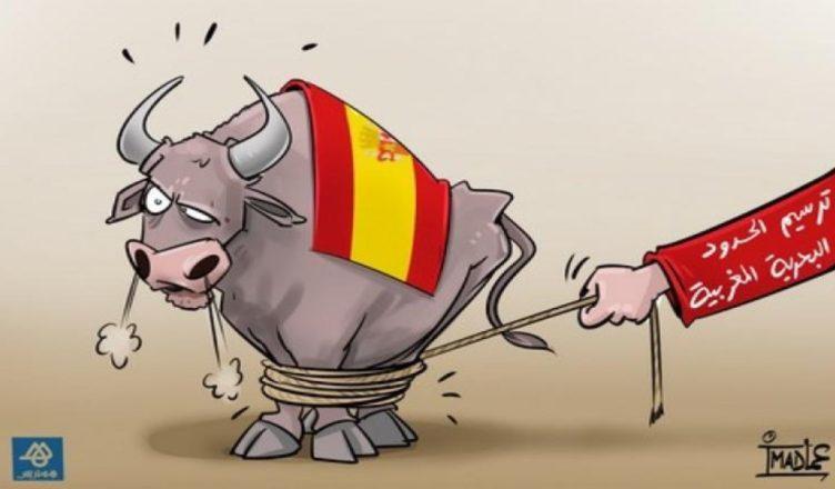 Marruecos ata a España