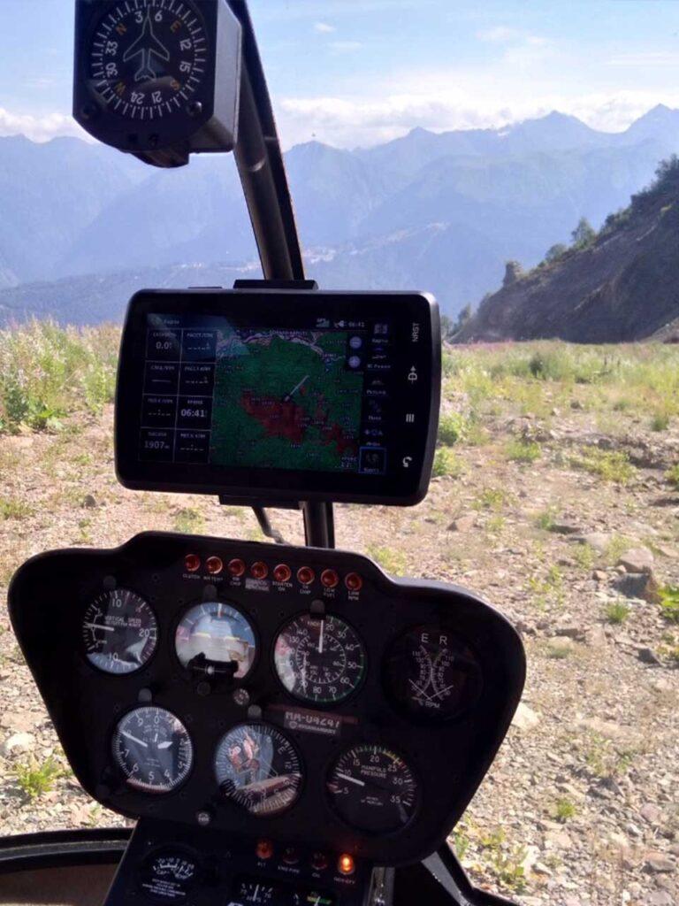 аренда вертолета адлер