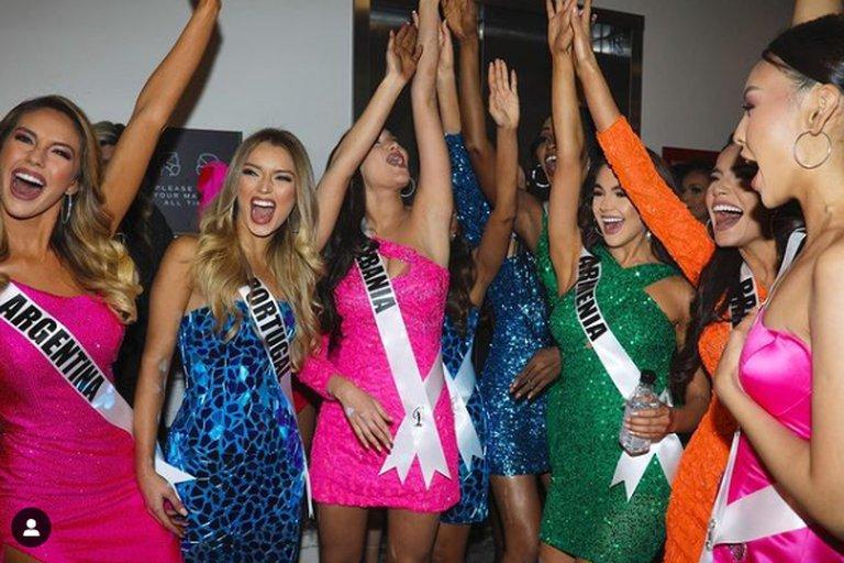 Miss Universo 2021: quiénes son las ocho favoritas a llevarse la corona