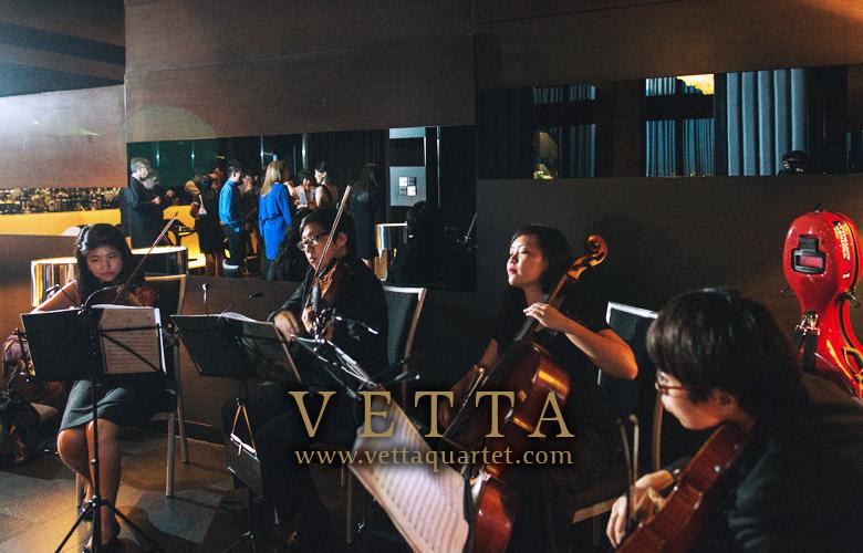 il lido sentosa - live string music