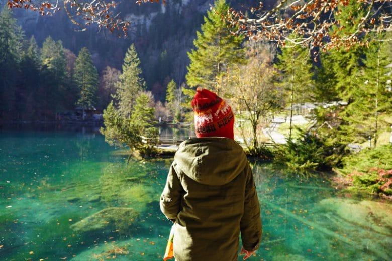 Blausee Lake Switzerland