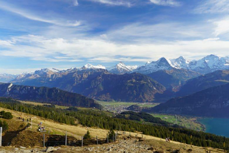 Niederhorn - Interlaken