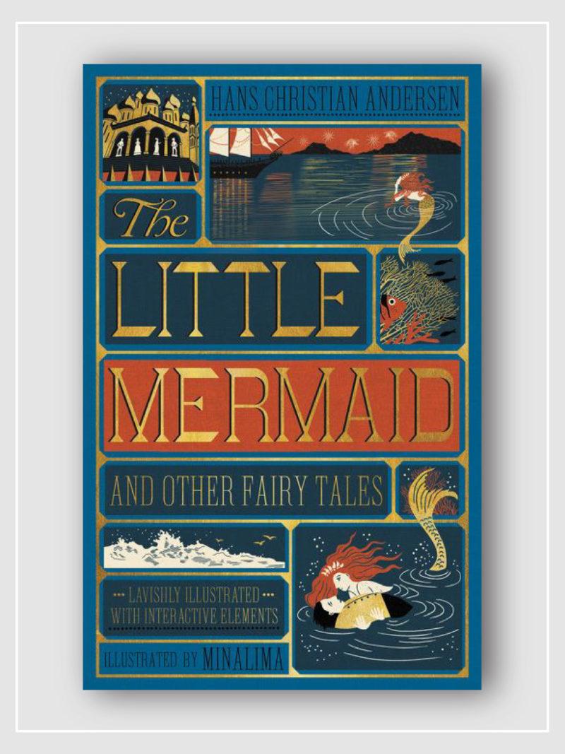 frederickandsophie-book-the-little-mermaid