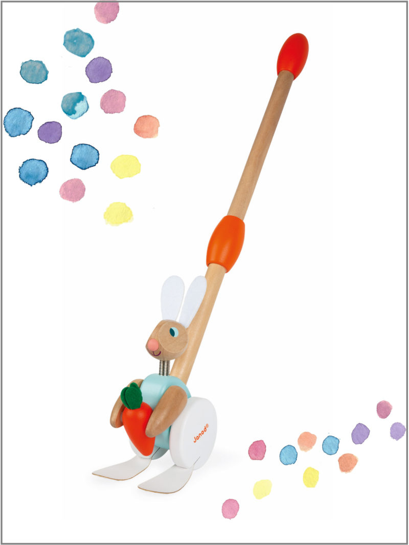frederickandsophie-kids-toys-janod-france-rabbit-push-toy