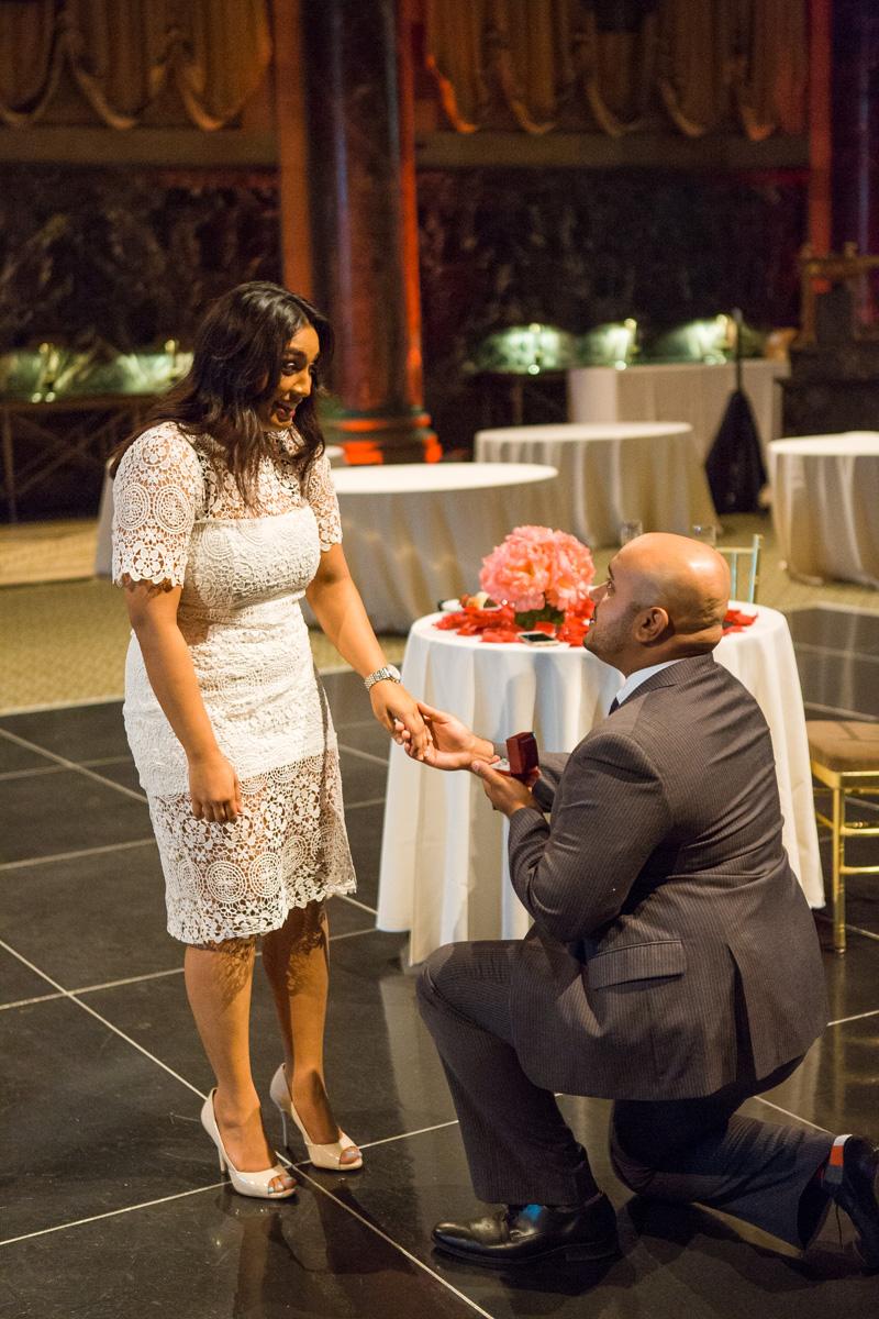 Photo 2 Wedding proposal at Cipriani Grand Central   VladLeto