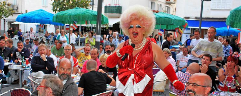 Eurovisão em Sitges at Parrots