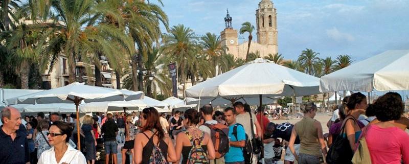 Festival da Colheita do Vinho de Sitges