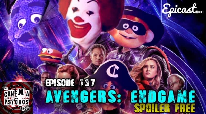 Avengers endgame spoiler free