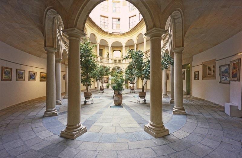 patio bbva by Jens G. R. Benthien