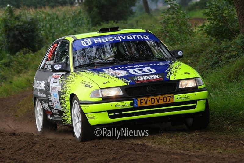 Will Bruins - Opel Astra