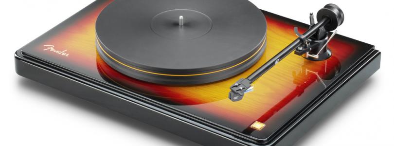 Le monde de la planète vinyle est en ébullition avec FENDER x MoFi PrecisionDeck