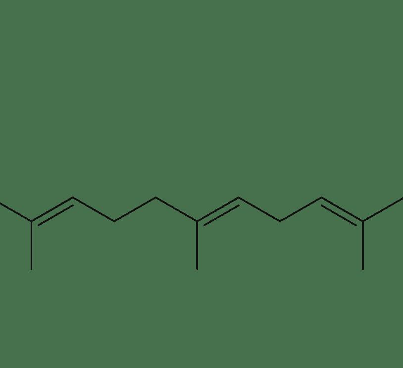 Alpha-Farnesene chemical structure