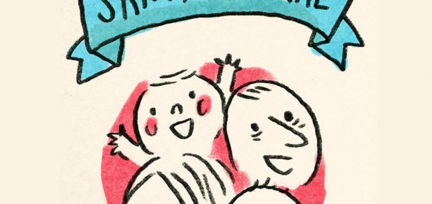 Sankariperhe -sarjakuva on Meidän Perhe lehdessä julkaistava kuukausittainen sarjakuva