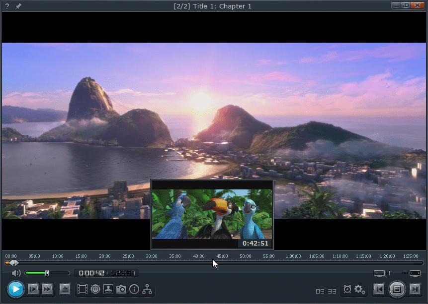 Light Alloy is de beste gratis software voor het kijken naar films en series.