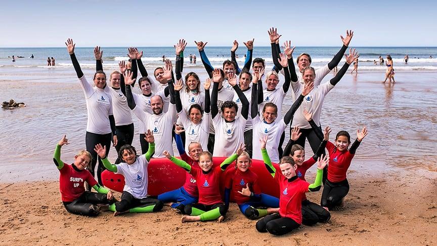 karma surf school lisbon algarve
