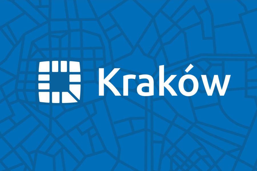 projekt graficzny logotyp krakowa