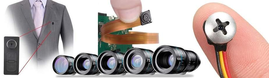 Hidden spy cameras