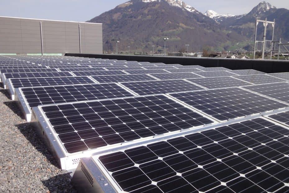 Solaranlage Lintharena sgu