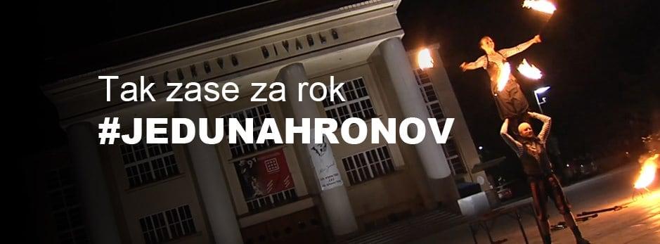 92. Jiráskův Hronov začíná poslední pátek v červenci 2022. Tak zase za rok!