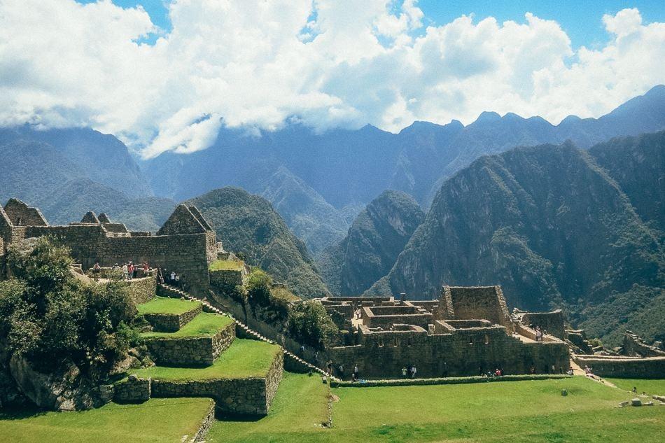 Backpacking Machu Picchu