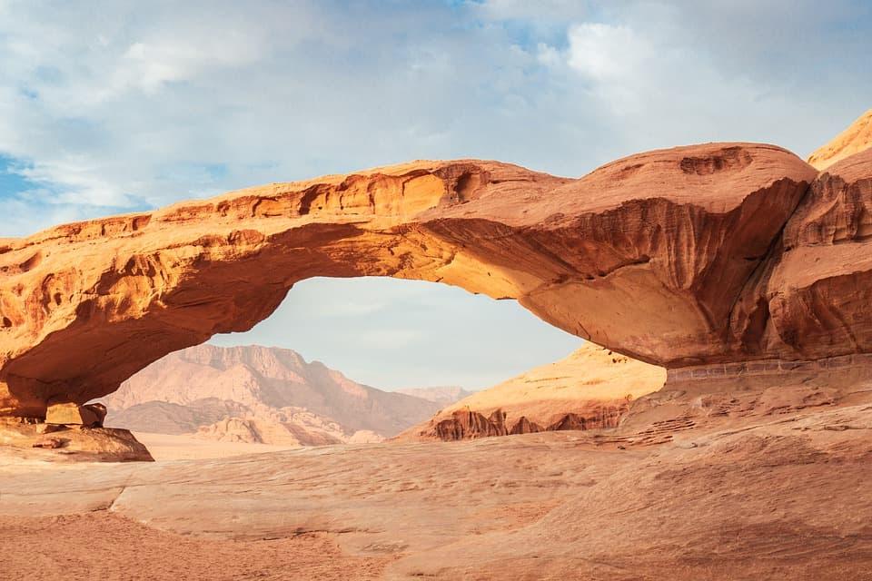 Jordaninteresting facts: Wadi Rum is the largest valley in Jordan