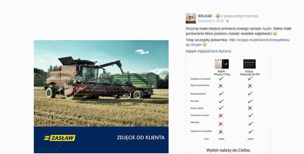 promocja małej firmy w social media
