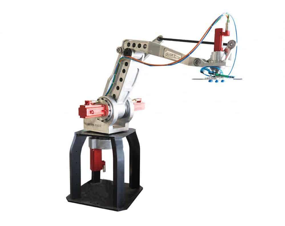 Палетизиращ робот AKY 600