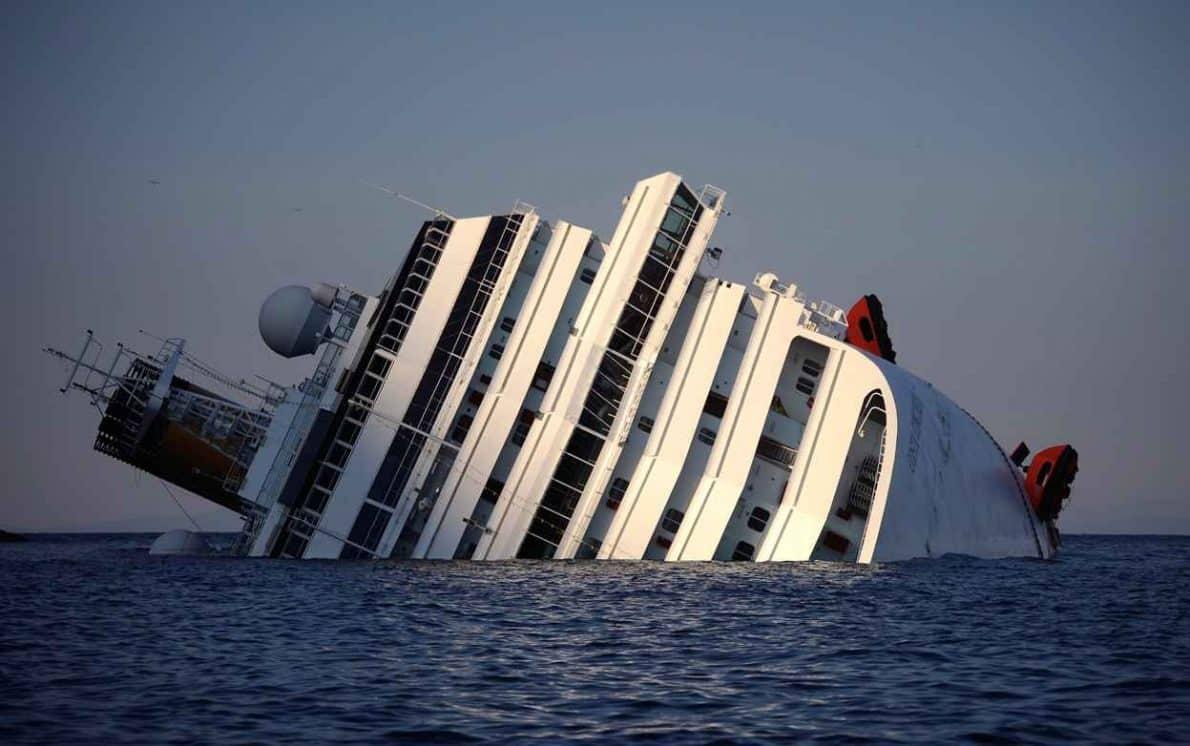 Costa Concordia, tutto è nell'attimo
