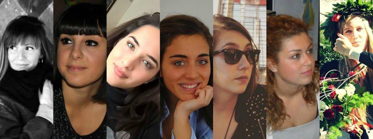 Le sette studentesse scomparse