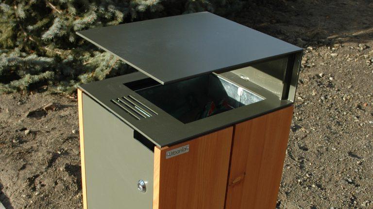 Abfallbehälter Vincent 109